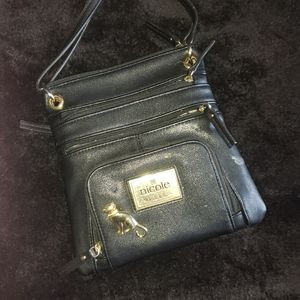 Nicole Miller Crossbody Purse